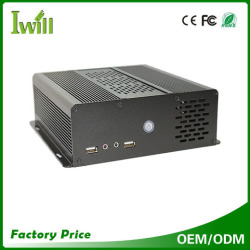 Hot sale mini-itx case thin mini itx aluminum case S100