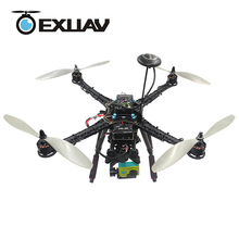 EXUAV S500 Quadcopter Aerial Photogragh RC FPV drone professional Meals 3K Pure Carbon Landing Gear Nylon Fiber Arm Frame toy