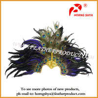 Carnival Feathered Headdress Supplies