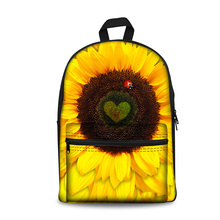 Fashion Personalized funny printed school bag for university students
