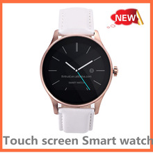 2016 New model touch screen smart watch for IOS can received messages form your mobile phone