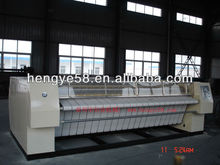 Gas/LPG heating Industrial ironing machine/flatwork ironer