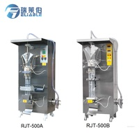 Small Size Manual Plastic Bag Filling Equipment / Machine