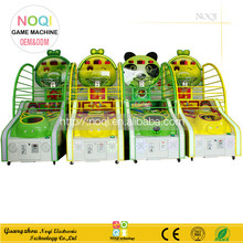 NQT-A06 shooting hoop basketball arcade game machine basketball game machine for kisa entertainment center