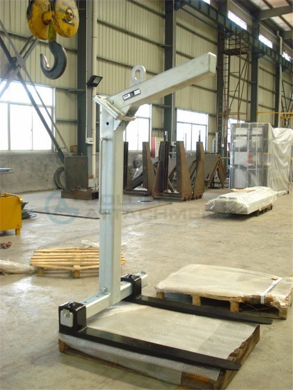 Over head Lifting Equipment Crane Pallet Forks