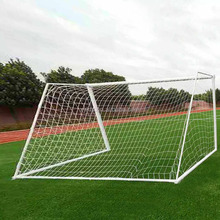 Hot sales Outdoor white soccer goal