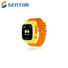 APP For Androis And IOS GPS Tracker Kids Watch Kids V80 GPS Smart Watch