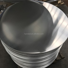 Huiyuan 1050 aluminum circle for pan deep drawing