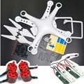 In Stock ST001 Angel Phantom Body Shell W/920KV motor W/20A LED ESC W/Camera gimbal+Landing Gear+9443 Prop Replacement