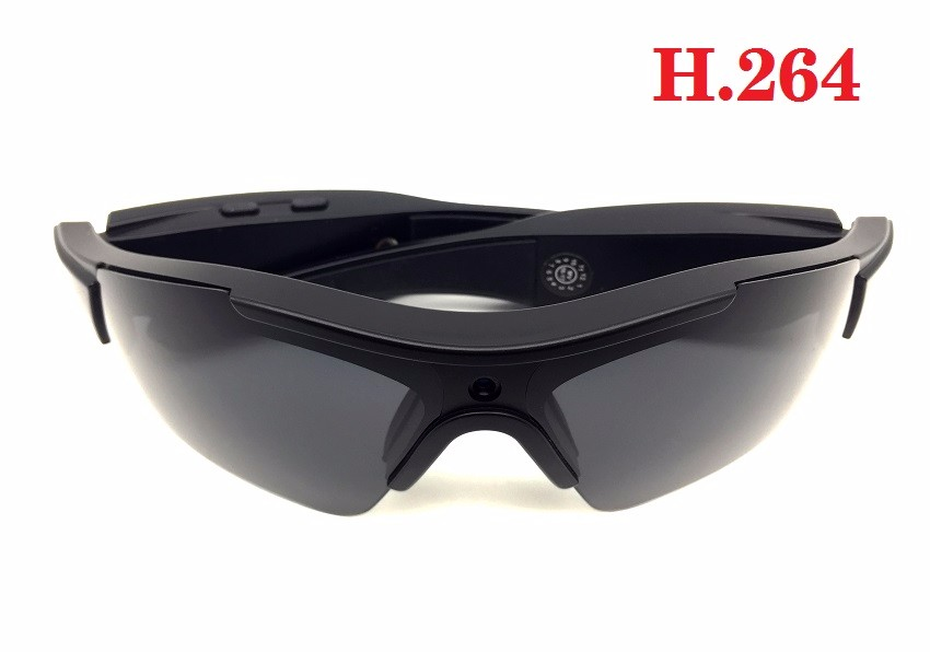 1080P Sports Glasses with 8Mp CMOS camera H.264