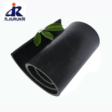 China Manufaturer Custom Solid Thick Rubber Board 40mm Rubber Sheet
