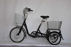 36V 10AH Adult electric tricycle