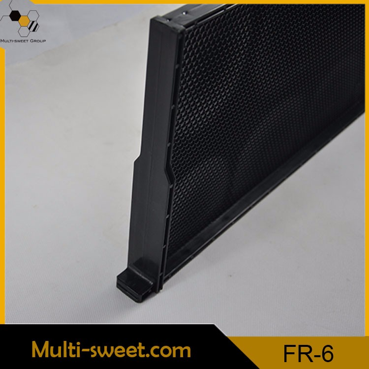 Beekeeping tools plastic unibody bee frame /assembled plastic foundation sheet / plastic comb frame