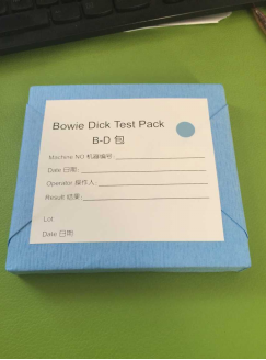 MEDICAL BOWIE DICK TEST PACK FOR STEAM STERILIZATION/bd test pack