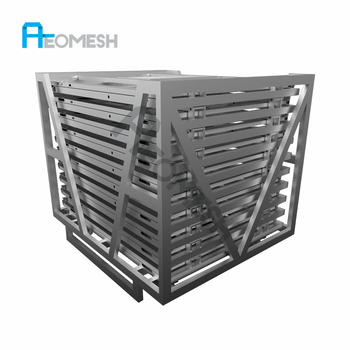 AEOBARRIER packing t rolley & pallet Concert Barrier