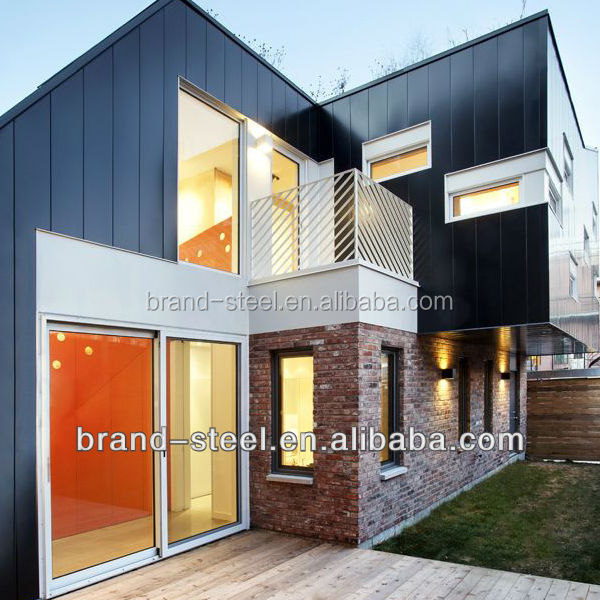cheap prefab made modular SIP homes for sale