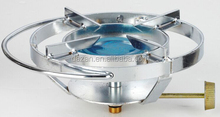 factory supply camping gas stove LPG gas cooker high quality stove pan portable solo camping stove for Saudi Arabia