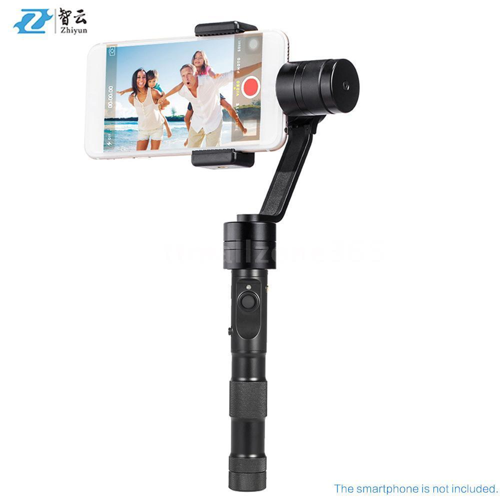 ZHIYUN Z1-Smooth-C 3 Axis Handheld Gimbal Stabilizer for iPhone Samsung Cell Mobile Smart Phone