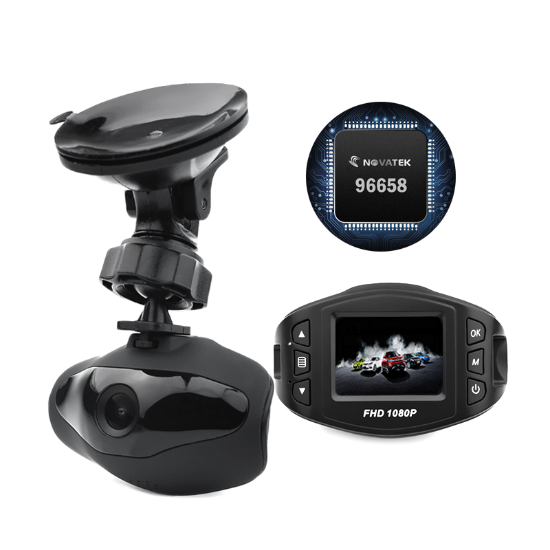 Novatek NT96658 Sony CMOS Night Vision WDR WiFi Car Dash Cam APPs Auto Camera Full HD 1080P