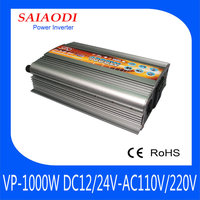 12 volt solar inverter sinewave 1000w inverter 24vdc to 240vac