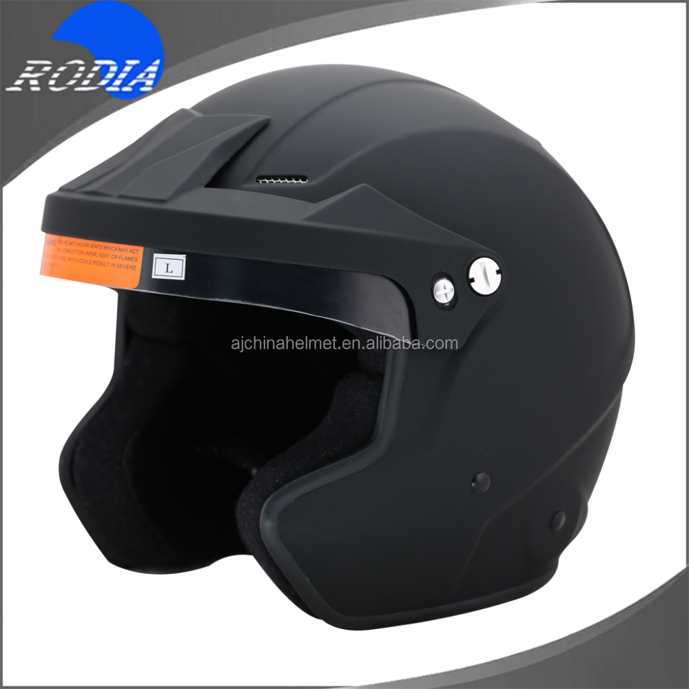 OF-S8 Snell SA2015 approved Rally racing helmet