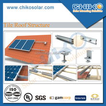 Rooftop Solar Flashing Racking/Solar Panel Mounting Brackets