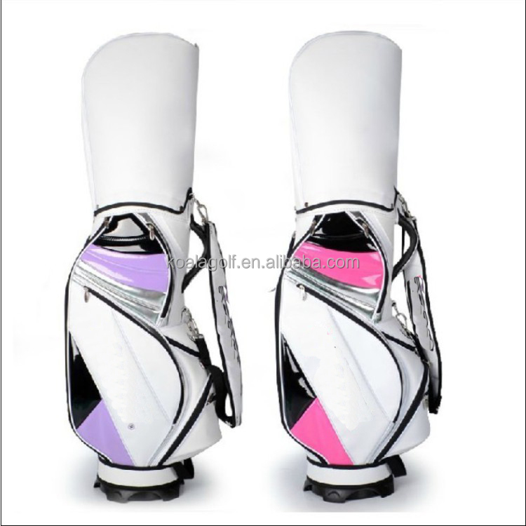 GRACE Pink Golf Bag,bags golf for ladies