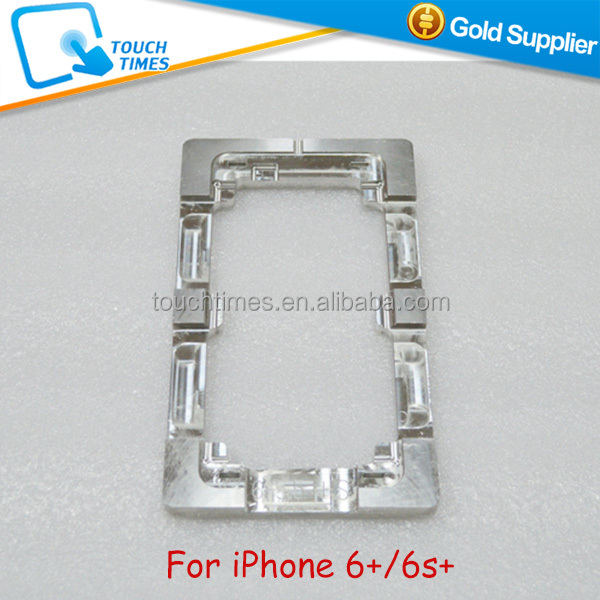 Cell phone Repairing tool Alignment mould for iPhone 6s/6s+ LCD Glass Refurbish