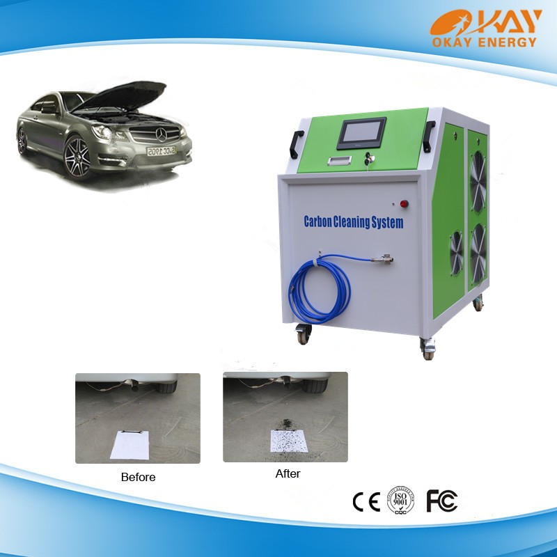 Engine carbon remover products hydrogen carbon cleaning machine