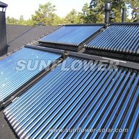 Fadi EN12975 And SRCC Certificated Exquisite Solar Collector (30Tube)