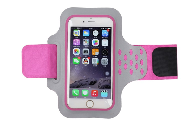 HAISSKY OEM/ODM sports armband for iphone 6/6s case,premium running sports armband,reflective sports armband