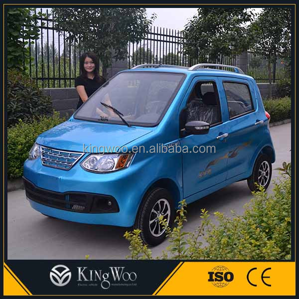 4 Seater China Made Car Electric