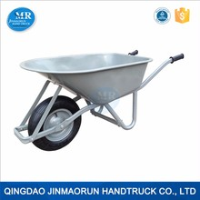 Heavy Duty Load Construction Decorative Wheelbarrow