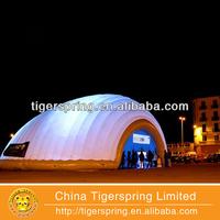 Factory direct sale inflatable igloo marquee dome tent for party