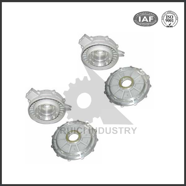 Aluminum cnc machining lawn mower parts wholesale