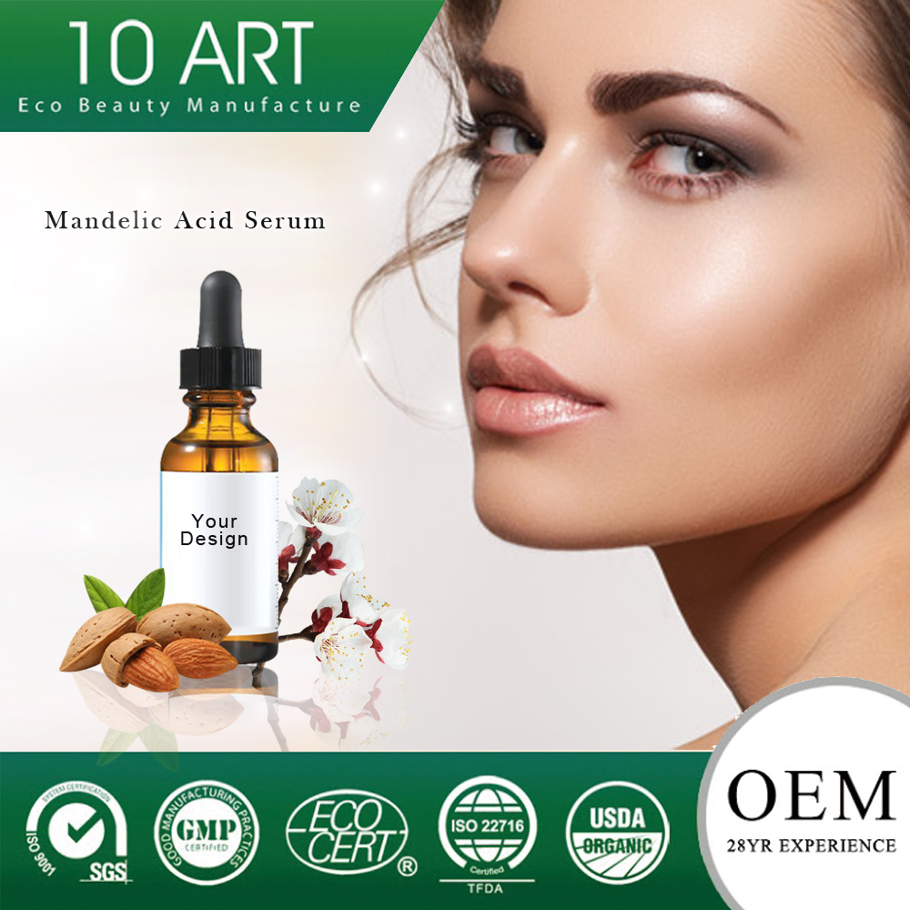 Daily Repair with Mandelic Acid Control Release Tech For all skin Type Acne treatment Facial Serum