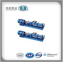 G/FG Type Stainless Steel Single Screw Pump