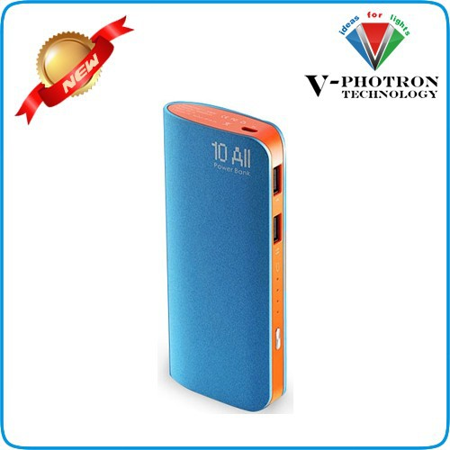 2015 new power bank ,10400mah power bank charger,portable power bank with dual usb output