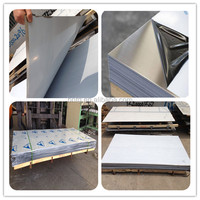 sus316 brushed/no.4/hairline finish stainless steel metal sheet/plate