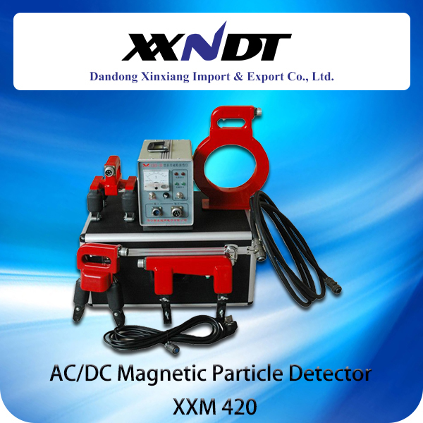 Portable Magnetic Particle Flaw Detector XXM-420