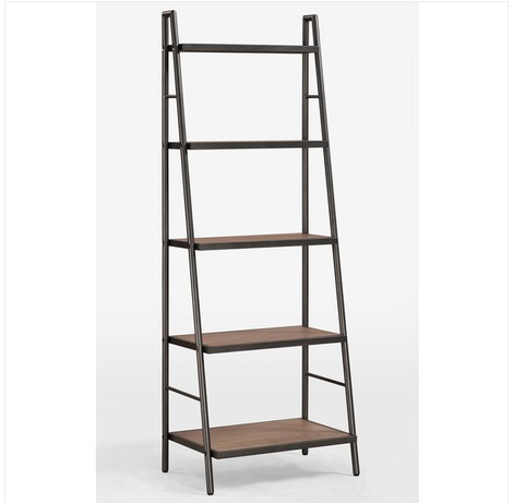 5 Shelf Ladder Bookcase