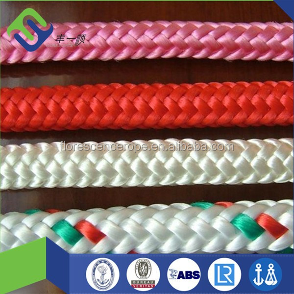packaging double braided pp rope