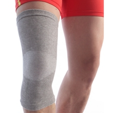 Sport protect knee compression sleeve support for running