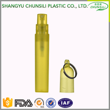 empty refillable plastic bottle,plastic perfume spray atomizer,hot sell newest disposable plastic perfume atomizer