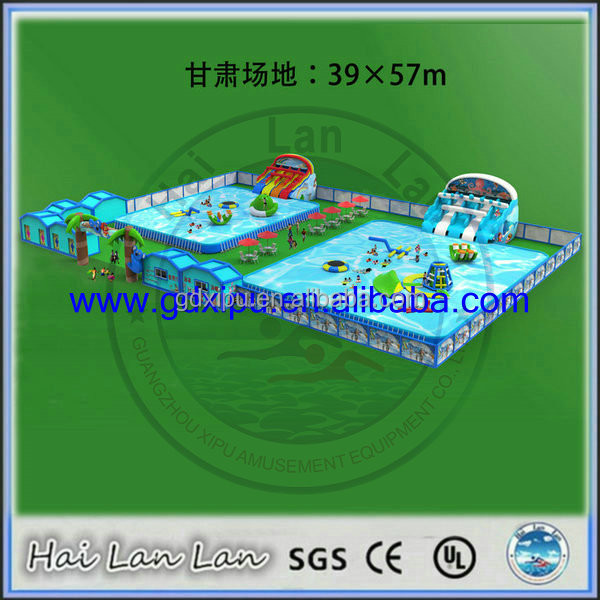 how to buy china wholes giant inflatable swimming pool water park price