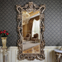PU614 Framed Wall Decorative Mirror