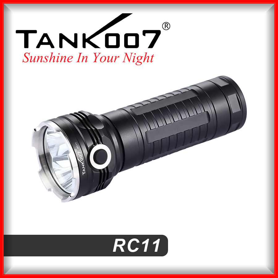 Life time warranty 800 meters led long range flashlight torch true 2000LM with 3*18650 <strong>battery</strong> 5 modes flashlights