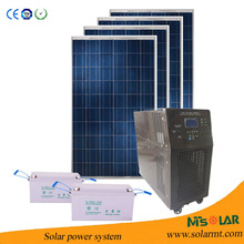 6000w Residential Stand Alone off-grid Solar Power/Energy Home System for home use/kit+solar+photovoltaic
