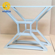 China Manufacturer Iron Free Design Drawing Modern Table Legs, Patio Table Legs