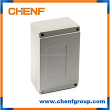 CHENF 160*100*65mm waterproof cast aluminum enclosure custom switch box
